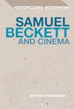 Samuel Beckett and Cinema cover