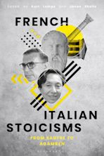 French and Italian Stoicisms cover