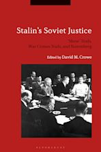 Stalin's Soviet Justice cover