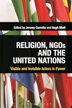 Religion, NGOs and the United Nations cover