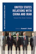 United States Relations with China and Iran cover