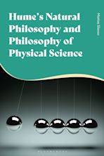 Hume's Natural Philosophy and Philosophy of Physical Science cover