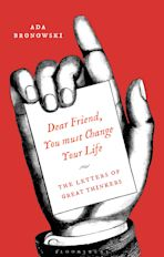 Dear Friend, You Must Change Your Life' cover