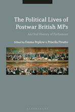 The Political Lives of Postwar British MPs cover
