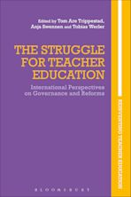 The Struggle for Teacher Education cover