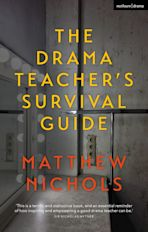 The Drama Teacher's Survival Guide cover
