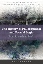 The History of Philosophical and Formal Logic cover