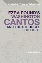 Ezra Pound's Washington Cantos and the Struggle for Light cover