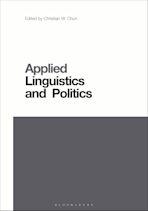 Applied Linguistics and Politics cover