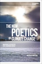 The New Poetics of Climate Change cover