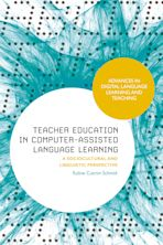 Teacher Education in Computer-Assisted Language Learning cover