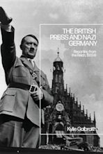The British Press and Nazi Germany cover