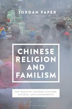 Chinese Religion and Familism cover