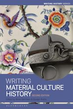 Writing Material Culture History cover