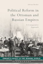 Political Reform in the Ottoman and Russian Empires cover