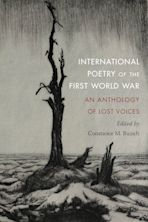 International Poetry of the First World War cover
