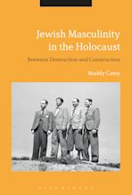 Jewish Masculinity in the Holocaust cover