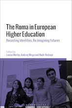 The Roma in European Higher Education cover
