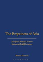 The Emptiness of Asia cover