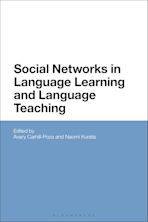 Social Networks in Language Learning and Language Teaching cover