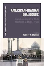 American-Iranian Dialogues cover