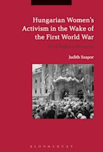 Hungarian Women's Activism in the Wake of the First World War cover
