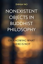 Nonexistent Objects in Buddhist Philosophy cover