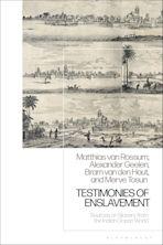 Testimonies of Enslavement cover