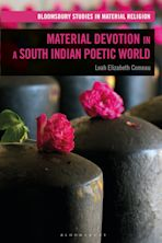 Material Devotion in a South Indian Poetic World cover