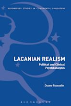 Lacanian Realism cover