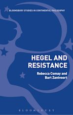 Hegel and Resistance cover