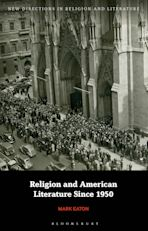 Religion and American Literature Since 1950 cover