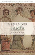 Menander: Samia cover