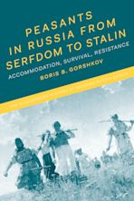 Peasants in Russia from Serfdom to Stalin cover