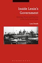 Inside Lenin's Government cover