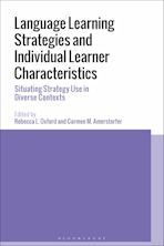 Language Learning Strategies and Individual Learner Characteristics cover