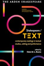 Shakespeare / Text cover