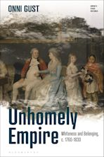 Unhomely Empire cover