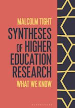 Syntheses of Higher Education Research cover