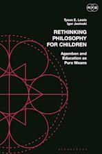 Rethinking Philosophy for Children cover