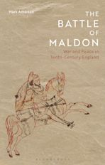 The Battle of Maldon cover