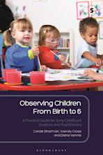 Observing Children From Birth to 6 cover
