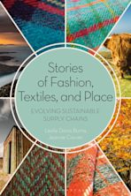 Stories of Fashion, Textiles, and Place cover