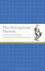 The Pervigilium Veneris cover