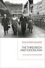 The Third Reich and Yugoslavia cover