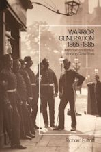Warrior Generation 1865-1885 cover