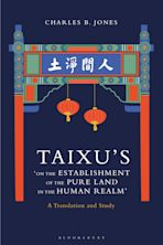 Taixu's 'On the Establishment of the Pure Land in the Human Realm' cover