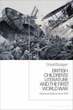 British Children's Literature and the First World War cover