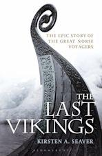 The Last Vikings cover