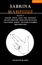 Sabrina Mahfouz Plays: 1 cover
